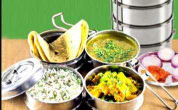 Image result for indian tiffin service